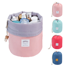 Cosmetic Jewelry Organizer Wash Toiletry Makeup Travel Drawstring  Bag Case
