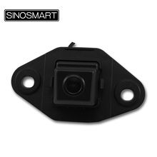 SINOSMART In Stock Car Parking Camera for Toyota Univesal Marx Prado Crown Camry Corolla Prius in Factory Original Camera Hole