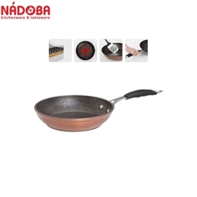 Frying pan with non-stick coating 20 cm NADOBA series MEDENA
