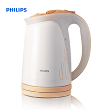 Philips Kettle 1.7 L 2400 W Water level indicator Plastic Hinged lid HD4681/55