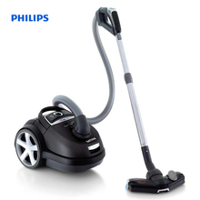 Philips Performer Vacuum cleaner with bag with TriActive nozzle 2200W 500W suction power HEPA 13 filter Parquet FC9176/01