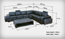 hot sale more popular sofa for home furniture 0413-S864