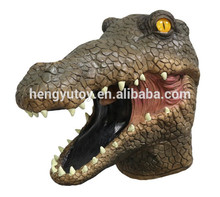 Animal alligator Mask Terrorist King Crocodile Party Mask(China)