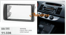 Car Fitting Kit installation Radio fascia for TOYOTA Camry 2001-2006 USA market