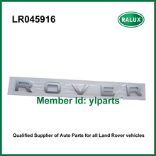Free shipping LR045916 front bonnet car name plate for Land Range Rover Sport auto brand letter sticker spare parts promotion