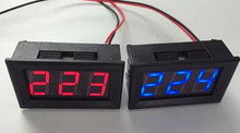Free Shipping!!! 220V digital voltage display / Electronic Component(China)