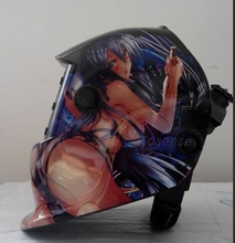 We all buy Welding Helmet Automatically dimming Welder Bikini Girls return time adjustable: 0.15S~0.80S normal products