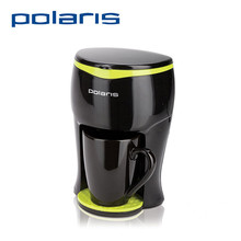 Polaris PCM 0109 Coffee Maker 350W Automatic Hourglass Drip Coffee Machine DIY Coffee Maker Ship from Russia