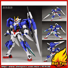 "100% Original BANDAI Tamashii Nations Robot Spirits No.038 Action Figure - 00 Gundam Seven Sword from  ""Gundam 00V"""
