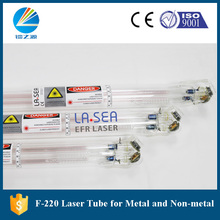 Beijing EFR Hihgh Power 260W EFR CO2 Glass Laser tube for CO2 Laer Machine