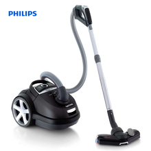 Philips Performer Vacuum cleaner with bag with Tri-active nozzle 2200W RemoteControl HEPA 13 filter Parquet  FC9176/02