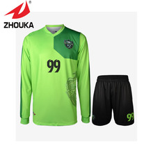 100% polyester Hot sale sublimation men's soccer uniforms(China)
