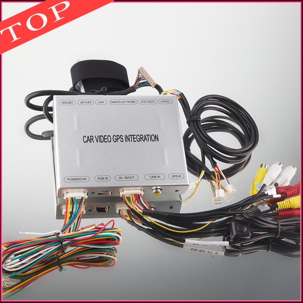 car video interface multimedia for opel Astra j Insignia cd500 cd600 gps navigation rearview camera china(China)