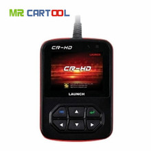 Top quality + lowest price 100%  Original Launch Creader CR-HD heavy duty code scanner free update online
