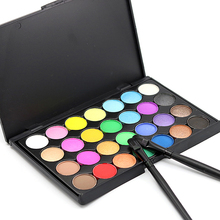 28 Colors Long Lasting Eye Shadow Eyeshadow Makeup Palette Cosmetic Beauty Tool