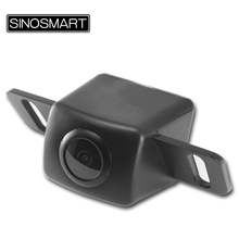 SINOSMART Universal Parking Reverse Backup Camera for Toyota Crown/Camry/Corolla/Prius Install in Factory Original Camera Hole