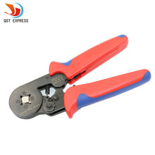 HSC8 6-4MINI-TYPE SELF-ADJUSTABLE CRIMPING PLIER 0.25-6mm terminals crimping tools multi tool tools(China)