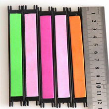 10 pcs Hot Sell Foam Fish Winding Storage Boards Line Fishing Lure Trace Wire Holders Carps Crucian Plate Hook Eva