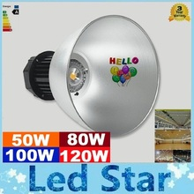 High Bay Led Light 50W 80W 100W 120W Industrial Lamp 15PCS 85-265V 3 Years Warranty CE RoHS UL SAA Free Shipping