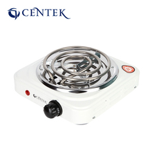 Centek CT1508 1000W Electric Stove Hot Plate for Cooking Safe and Convenient Cooking Tool Electric Plate Ship from Russia