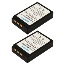 2pcs 1800mAh Battery for Olympus PS-BLS1 BLS-1 Evolt E-410 E-420 E-450 E-600 E-620 & PEN E-P1 E-P2 E-P3 E-PL1 E-PL3 E-PM1