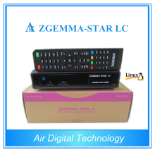 10pcs/lot Original Digital Cable tv Set Top Box zgemma-star LC with DVB-C cable tuner Best HD Linux Cable Receiver(China)