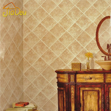 3D Imitation Marble Tile Pattern Wallpaper PVC Waterproof Moisture Restaurant Kitchen Cupboard Wall Decor Mural Wallpaper Home