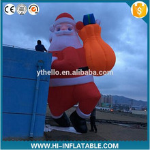 China factory Giant Balloon Inflatable Santa for Outdoor Christmas Decorations