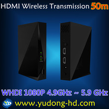 HD Video/Audio Signal Transmission System HDMI wireless Extender 50M HD receiver and transmitter 1080p Up to 200ft