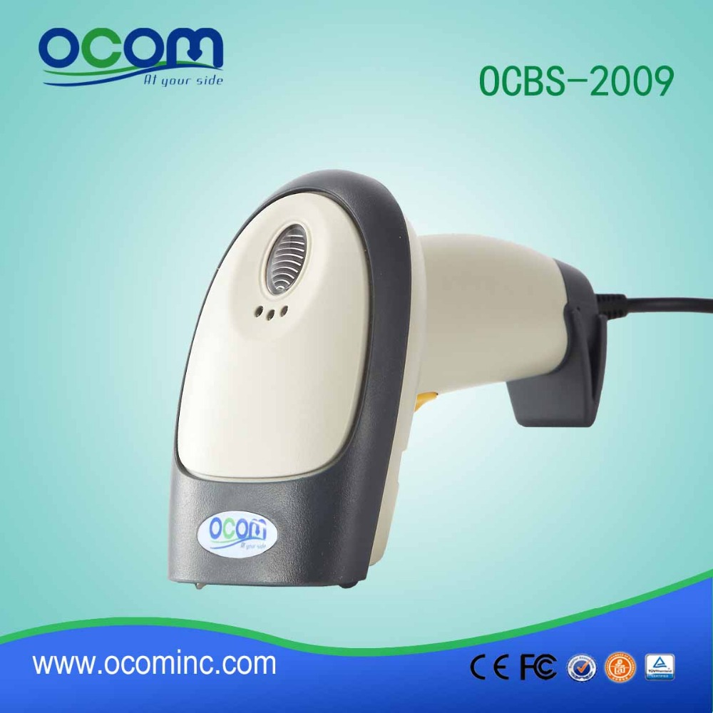 2016 New product Handheld 2D Image Barcode Scanner- OCBS-2009<br><br>Aliexpress