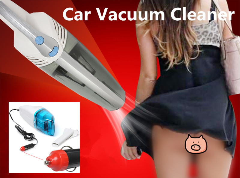 Car-Styling Car Electrical Appliances Portable Car Vacuum Cleaner Wet and Dry Aspirador de po dual-use Super Suction Free Ship(China (Mainland))