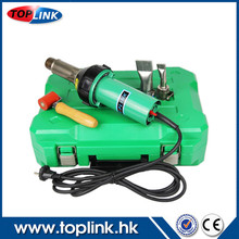 pvc advertising cloth welding equipment, hand tools 200V 1600W