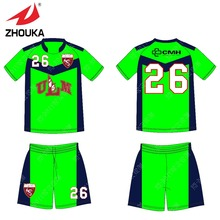 2016 New Short sleeve Soccer jerseys club uniforms custom any logo number color