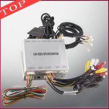 Plug And Play Car Video Interface For BMW F20 F30 system 2013 (Built-in GPS)
