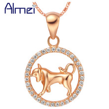 Choker Necklace Costume Jewelry Constellation Fashion Prata Sagittarius Taurus Gemini Cancer Leo Virgo Libra Scorpio N1047(China)