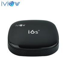 Free Ship Android TV Box iview i6s Plus Quad core,1G/8G, Support 4k H.265 Kodi Quad core Android 4.4.2 Smart tv box IView I6S