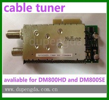 Cable tuner For DM800HD DM800se DM800hd se  800se DVB-C Tuner Free Shipping