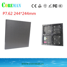 p7.62 indoor led display 32*32 pixel dots video processor lvp 650 16x32 rgb led matrix panel display led pharmacy(China)