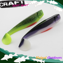 Ultimate 15cm (3pcs) shad lure--soft lure//soft bait for boat fishing(China)