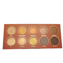 Eye Shadow Stock Clearance! Eye Makeup Cosmetic  10 Earth Color Matte Shimmer Pigment Eyeshadow Make Up Palette