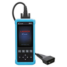 Launch DIY Scanner CR 8021 Full OBD2 diagnostic Scanner OBD+ABS+SRS+Oil+EPB+BMS+SAS+DPF