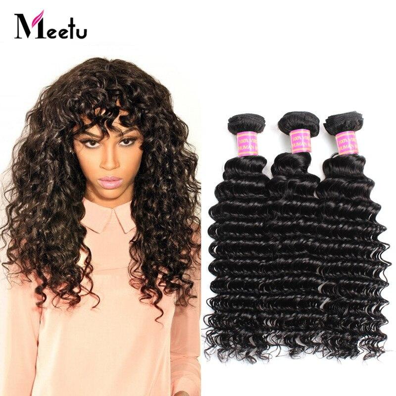 Top Peruvian Deep Wave Human Hair Weave Bundles 100g Deals Cheap 7A Deep Wave Virgin Hair 4 Bundles 100% Unprocessed Virgin Hair<br><br>Aliexpress
