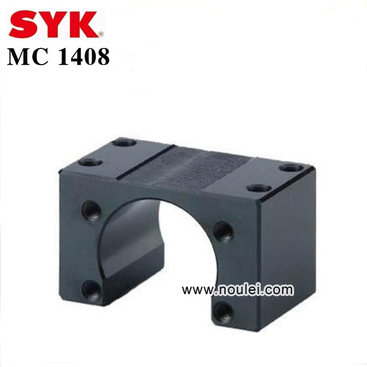 Taiwan SYK MC1408 ball screw nut housing ballnut Bracket MC series Black<br><br>Aliexpress