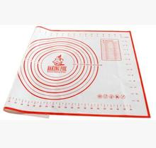 Extra Large Silicone Baking Mat for Pastry Rolling with Measurements 40*60cm Chef Special Non Stick,Non Slip,Pizza,Breads