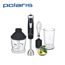 Polaris PHB 0831L Blender  Two Gears Hand Held 850W Blenders With Beaker Fruit Vegetable Mixer Cooking Mixer
