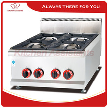 GH587 counter top gas stove burners