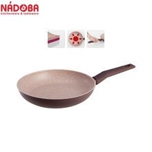 Frying pan with non-stick coating 28 cm NADOBA series TAVA