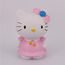 7.9inch Hello Kitty Money Bank  Very Cute Can Store Coins Models, 20cm Money Bank Hello Kitty Toys/ Brinquedos