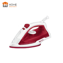 Home Element HE-IR212 Ceramic Iron Household Handheld Iron Steamer For Clothes Dry Steam Ironing Temperature Settings  2200W