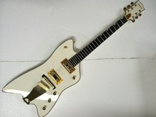 factory directly supply Gretsch Guitar white Thunderbird Reverse FSR Billy-Bo Jupiter electric guitar wholesales price